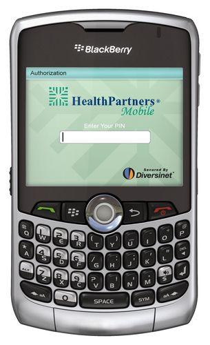 Diversinet-HealthPartnersblackberryGreen