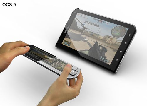 Tablet Controller in Game Mode